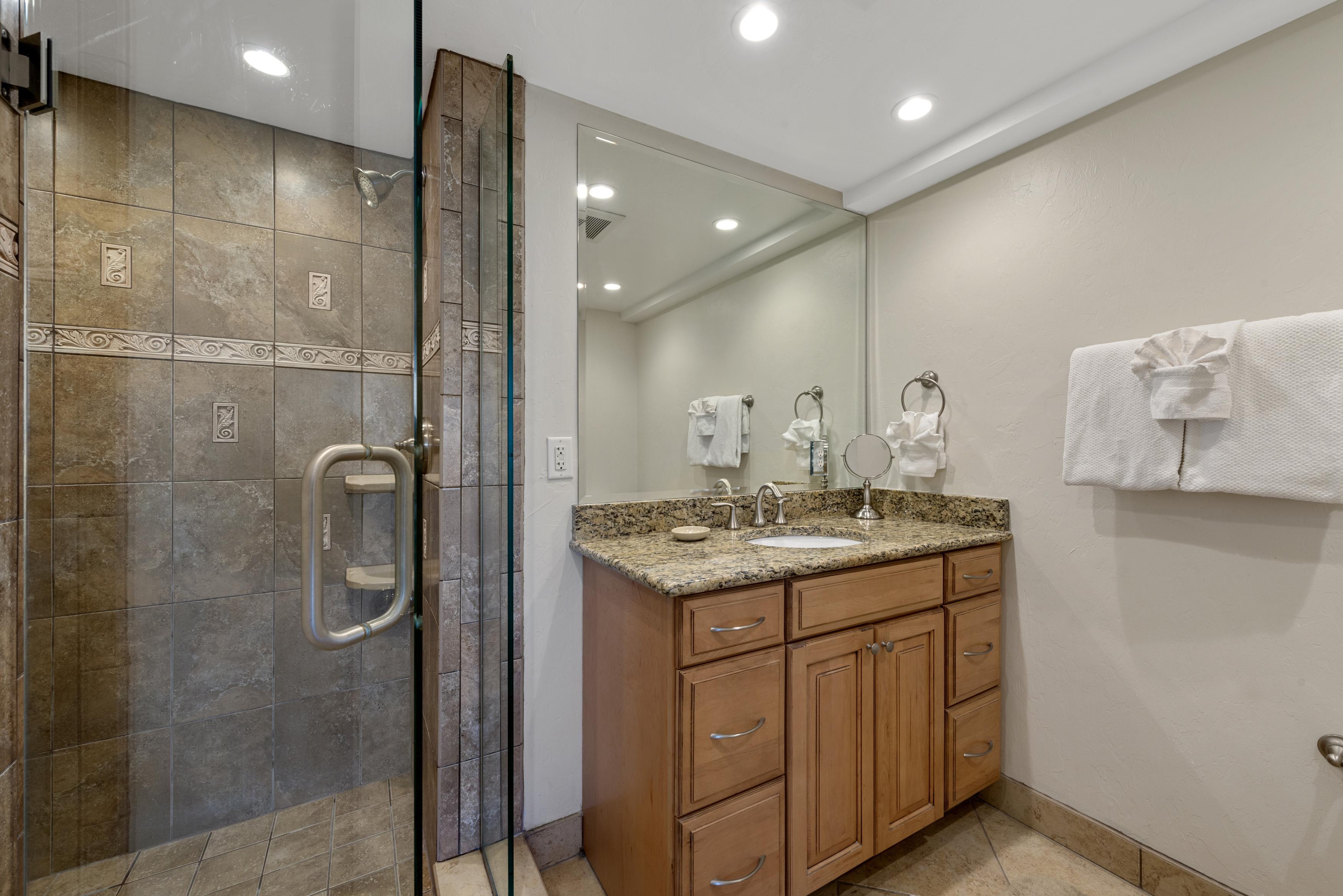 Sanibel Island Rental Condo Bathroom